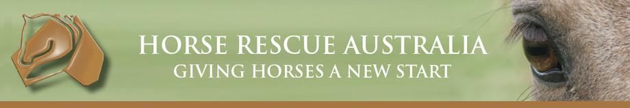Horse Rescue Australia